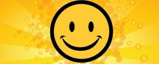 Een glimlach